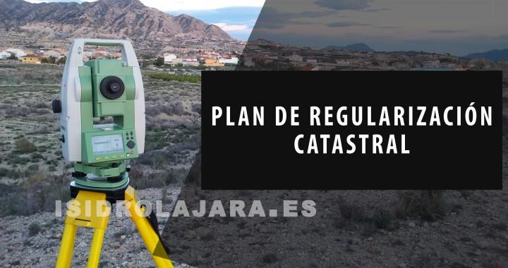 Regularizacion Catastral Isidro Lajara